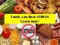 All of us suffer from Stress.Also it is common to eat a lot during stress.But by adding any of these foods in your diet can combat stress in big way and help you to move towards positive health.