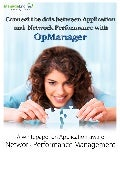 Application-aware Network Performance Management with OpManager
