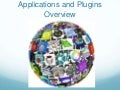 Applications and Plug-ins Overview