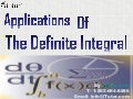 Applications of Integrations