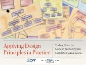 Applying Design Principles in Practice