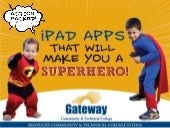 Apps for superheros