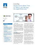 Apptix Saves More Than $1 Million with NetApp Storage Efficiencies