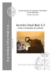 Aprenda Visual Basic 6