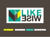 Likewise | a branding and marketing company