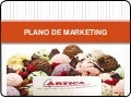 Apresentacao plano de marketing artica