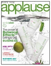 Applause April 2012