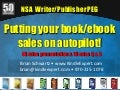 Putting your book & ebook sales on Autopilot