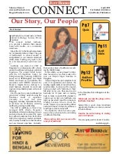 JustBooks Connect - April 2011 news...
