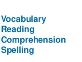 Research on Vocabulary Instruction ...