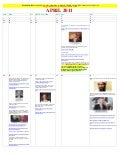 April 2011   Calendar of Events LEADING To LIES About KILLING OF OSAMA BIN LADEN (swedish)