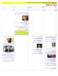 April 2011   Calendar of Events LEADING To LIES About KILLING OF OSAMA BIN LADEN (yiddish)
