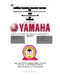 A project report on measuring customer satisfaction level and sales promotion in yamaha