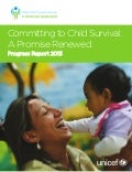Committing to Child Survival: A Promise Renewed - Progress Report 2013