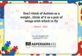 A Quotographic on Autism
