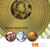 MassTech's 2010 Annual Report