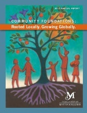 Mott Foundation 2012 Annual Report