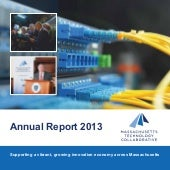 MassTech 2013 Annual Report