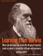 Learning from Darwin: What can the ...