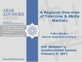 Arab Advisors Group - A Regional Ov...