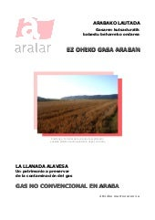 Aralar - Fracking Araban