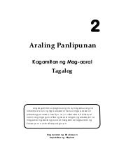 K TO 12 GRADE 2 LEARNING MATERIAL I...