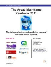 Arcati Mainframe Year Book 2011