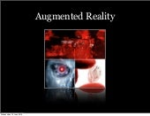 A look at augmented reality