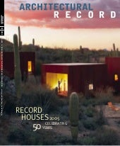 Architectural.record.magazine.apr.2005