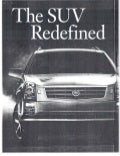 Architectural digest the suv redefined.01 2004