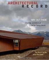 Architectural record magazine   mar...