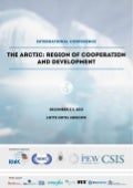 "International Conference ""The Arctic: Region of Cooperation and Development"""