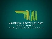 2012 America Recycles Day Awards Ba...