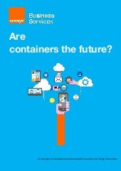 Are containers the future of it