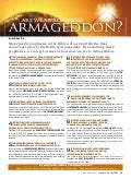 Are we approaching armageddon   endtime magazine article - jan-feb 2007