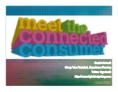 Meet The Connected Consumer