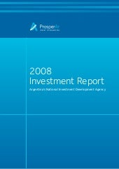 Argentina 2008 Investment Report Ex...