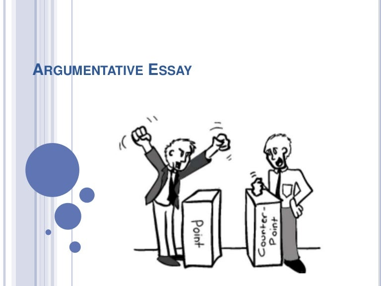 Argumentative essay advertisement essay examples