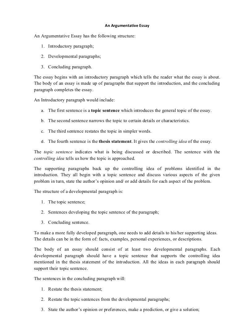 Argumentative Essay Example Smoking  Argumentative Essay  Argumentative Essay Example Smoking