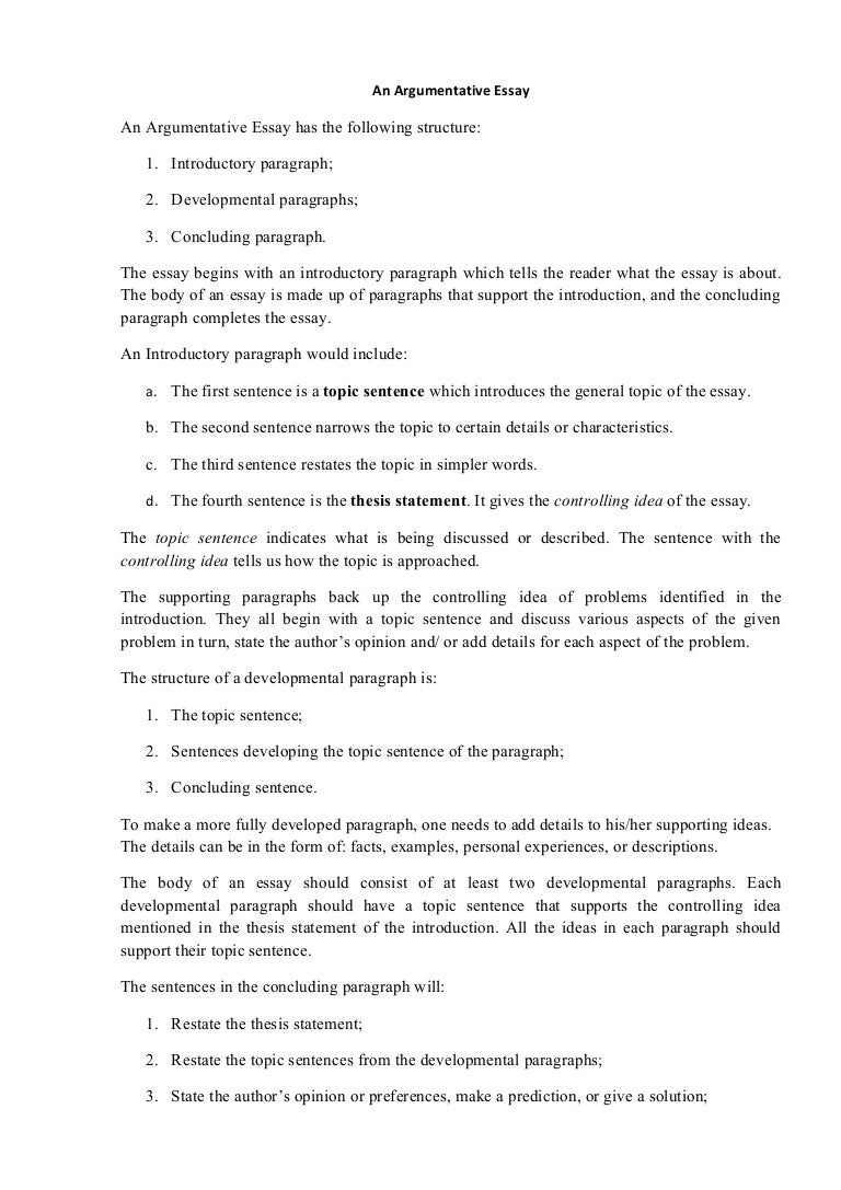 argumentative essay writing writing argumentative essays bill daly - Writing Essay Tips