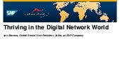 Thriving in the Digital Network World [Johannesburg]