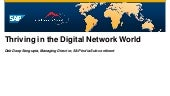Thriving in the Digital Network World [Mumbai]