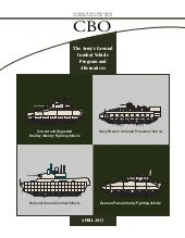 CBO Report Army GCV Program and Alt...