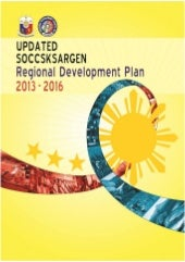 UPDATED SOCCSKSARGEN Regional Devel...