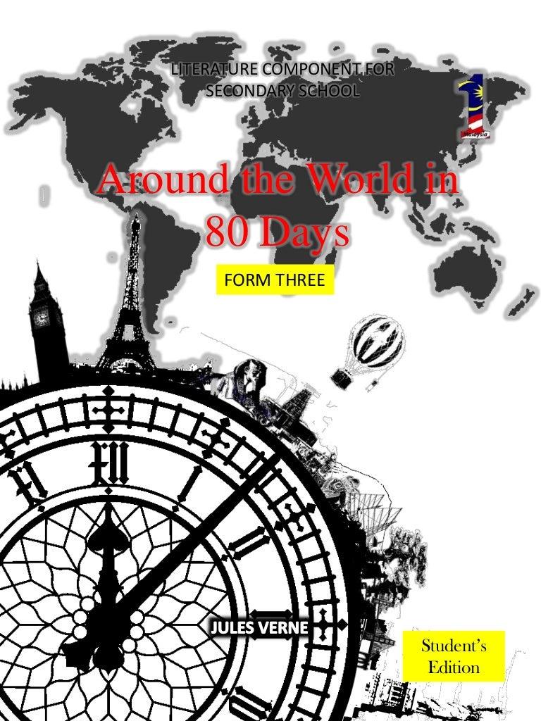 around the world in days essay around the world in days