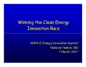 ARPA-E Energy Innovation Summit 201...