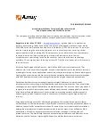 Array Networks Makes Foray into Defense Sector with WAN Optimization and SSL VPN Solutions