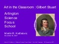 Art in the Classroom : Gilbert Stuart