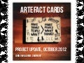 Artefact Cards - Project Report