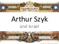 Arthur Szyk and Israel